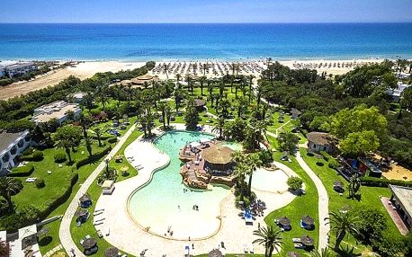 Tunisko - Hammamet letecky na 11-15 dnů, all inclusive