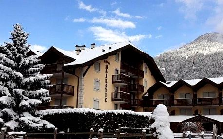 Itálie - Val di Fiemme/Obereggen na 5 až 6 dní, bez stravy, Val di Fiemme/Obereggen