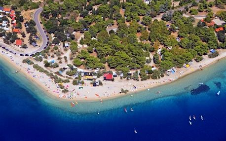 Chorvatsko - Orebič na 7 až 15 dní, bez stravy, Orebič