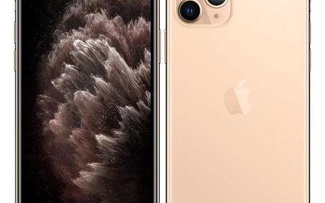 Mobilní telefon Apple iPhone 11 Pro 64 GB - Gold (MWC52CN/A)