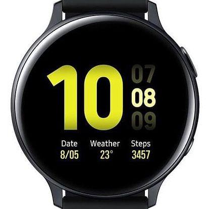 Samsung Galaxy Watch Active2 44mm černé (SM-R820NZKAXEZ)