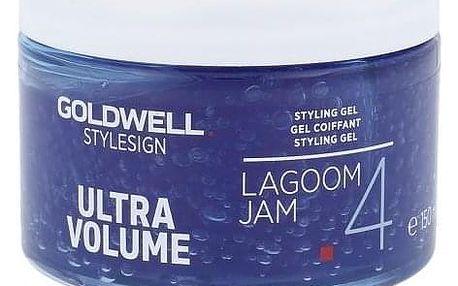 Goldwell Style Sign Ultra Volume Lagoom Jam 150 ml gel pro objem a tvar vlasů pro ženy