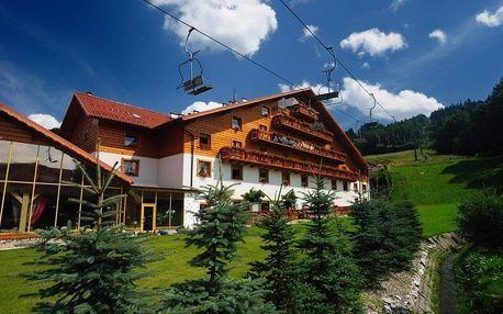 Szczyrk, hotel Meta**** v prostředí nádherných hor
