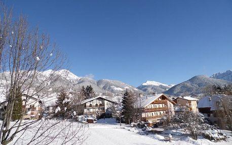 Itálie - Val di Fiemme/Obereggen na 5 až 6 dní, snídaně, Val di Fiemme/Obereggen
