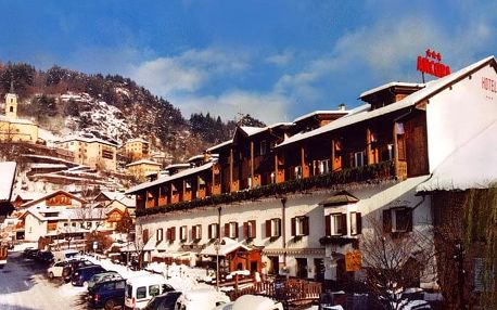 Itálie - Val di Fiemme/Obereggen na 4 až 7 dní, polopenze, Val di Fiemme/Obereggen