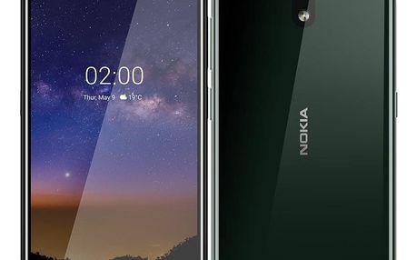 Mobilní telefon Nokia 2.2 černý (HQ5020DE26000)