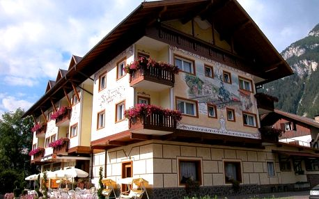 Itálie - Val di Fiemme/Obereggen na 4 až 5 dní, polopenze, Val di Fiemme/Obereggen