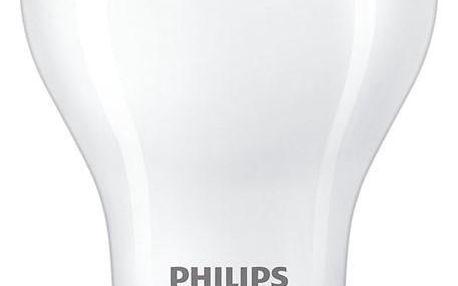Philips klasik, 10,5W, E27, teplá bílá (8718699704162)