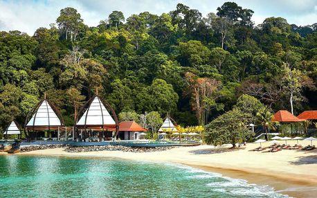 Luxusní pláže Langkawi: 5* Ritz-Carlton s polopenzí