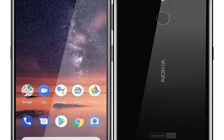 Mobilní telefon Nokia 3.2 černý (719901071451)