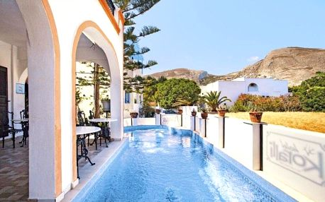 Řecko - Santorini letecky na 8 dnů, polopenze