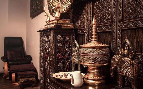 Tradiční thajská masáž (60 minut)4