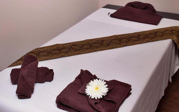 Tradiční thajská masáž (60 minut)5