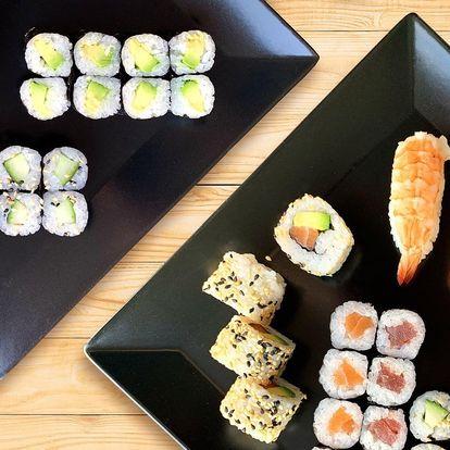 Sushi sety: 22 či 32 ks i 24 ks pro vegetariány