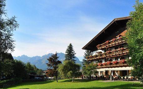 Rakousko - Tyrolsko na 3-8 dnů, all inclusive