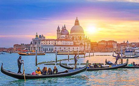 Zájezd do Benátek v období adventu pro jednoho – služby průvodce a doprava v ceně