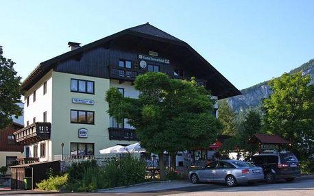 Rakousko, Horní Rakousko, vlastní dopravou na 5 dní snídaně