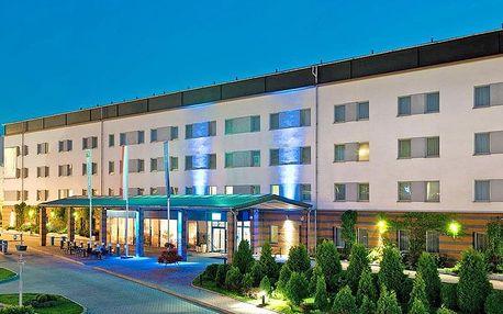 Krakov v luxusním hotelu s neomezeným wellness a snídaní + dítě do 12 let zdarma