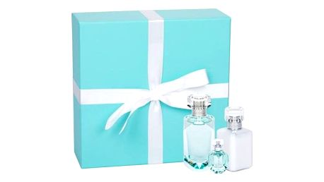 Tiffany & Co. Tiffany & Co. Intense dárková kazeta pro ženy parfémovaná voda 75 ml + parfémovaná voda 5 ml + tělové mléko 100 ml