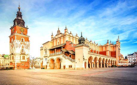 Výhodný hotel Wyspianski *** v centru Krakova