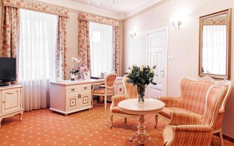 Hotel Amadeus **** v historickém srdci Krakova