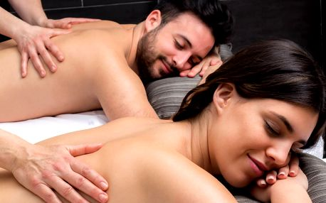 Hodina božské relaxace pro 2: výběr ze 6 masáží