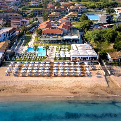 Řecko - Korfu letecky na 8-16 dnů, polopenze