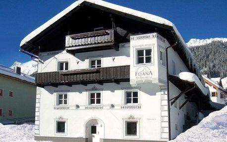 Rakousko, Tyrolsko, vlastní dopravou na 4 dny bez stravy