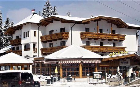 Rakousko - Tyrolsko na 3-6 dnů, polopenze