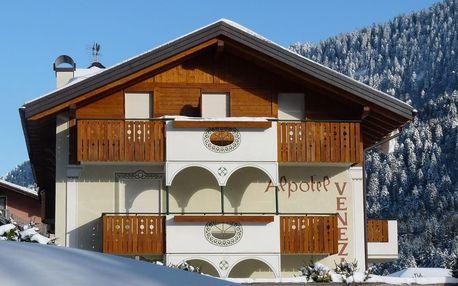 4–8denní Paganella se skipasem | Hotel Alpotel Dolomiten*** | Vlastní doprava, ubytování, polopenze, wellness