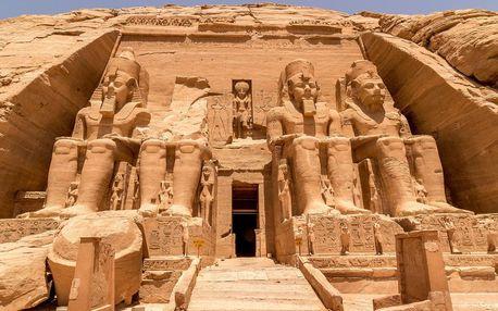 Egypt - Hurghada (oblast) letecky na 9-16 dnů, strava dle programu
