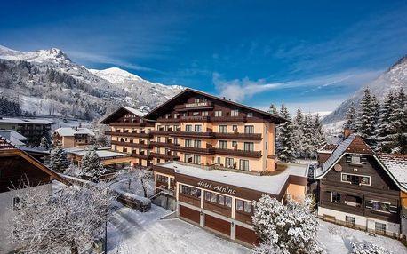 Rakousko - Bad Gastein na 3-8 dnů, polopenze