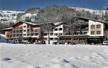 Rakousko - Kaprun - Zell am See na 3-8 dnů