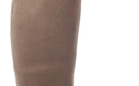 MODERN WORLD Kozačky nad kolena MD7210-3KH Velikost: 38 (25 cm)