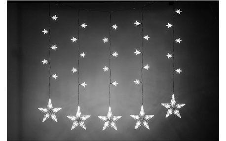 Marimex   Světelné hvězdy 100 LED - studená bílá   18000087