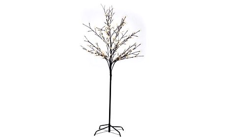 Marimex   Stromek s květy 200 LED - teplá bílá   18000464