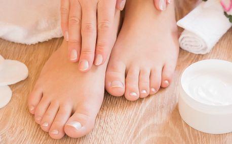 Kompletní ošetření nohou dle výběru