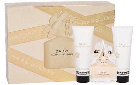 Marc Jacobs Daisy dárková kazeta pro ženy toaletní voda 50 ml + tělové mléko 75 ml + sprchový gel 75 ml