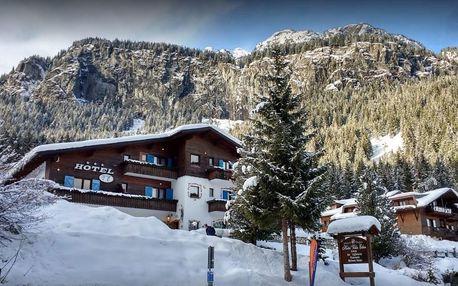 3–8denní Arabba/Marmolada se skipasem | Hotel Villa Eden*** | Ubytování, polopenze, wellness