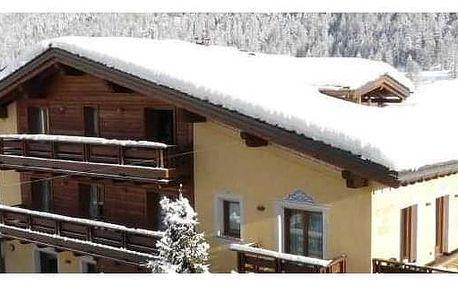 Itálie - Livigno na 4 až 8 dní, snídaně nebo polopenze, Livigno