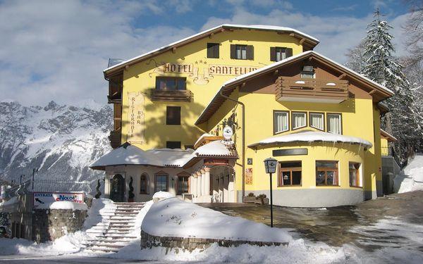 4-8denní Paganella se skipasem | Hotel Santellina*** | Ubytování, Polopenze a skipas