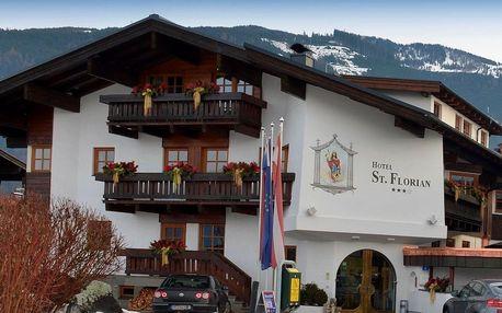 Rakousko - Kaprun / Zell am See na 8 dní, polopenze, Kaprun / Zell am See