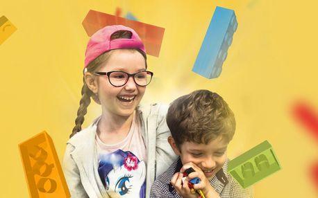 Vstup do Muzea Lega pro děti i dospělé