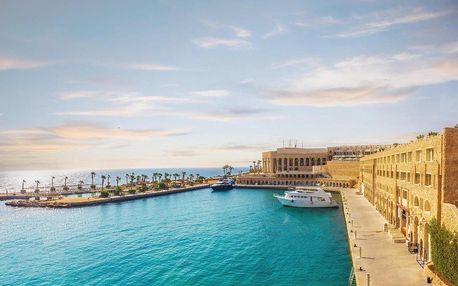 Egypt - Sahl Hasheesh na 8 dní, all inclusive s dopravou letecky z Prahy, Sahl Hasheesh
