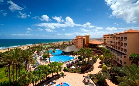 Kanárské ostrovy - Fuerteventura na 8 dní, polopenze nebo all inclusive s dopravou letecky z Prahy, Fuerteventura