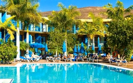 Kanárské ostrovy - Fuerteventura na 8 dní, snídaně, polopenze nebo all inclusive s dopravou letecky z Prahy, Fuerteventura