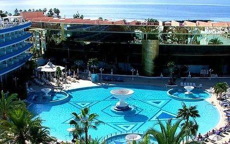 Kanárské ostrovy - Tenerife na 8 až 11 dní, snídaně nebo polopenze s dopravou letecky z Prahy, Tenerife