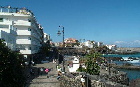 Kanárské ostrovy - Tenerife na 8 až 15 dní, snídaně nebo polopenze s dopravou letecky z Prahy nebo letecky z Vídně, Tenerife