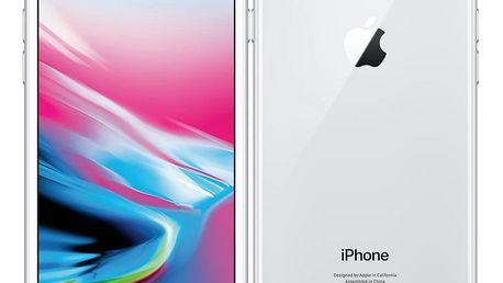 Mobilní telefon Apple iPhone 8 128 GB - Silver (MX172CN/A)
