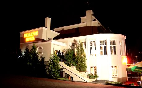 Polsko: Hotel Bellevue